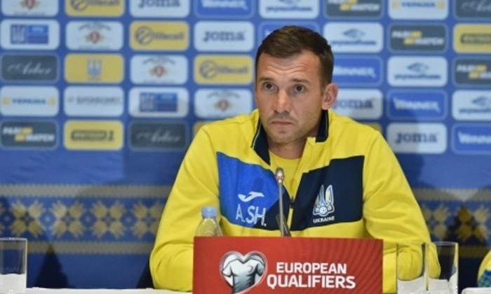 Шевченко очікує важкого матчу проти Словаччини  / ffu.org.ua