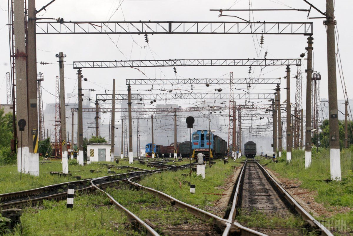 На Тернопільщині загинула жінка, потрапивши під потяг / фото УНІАН