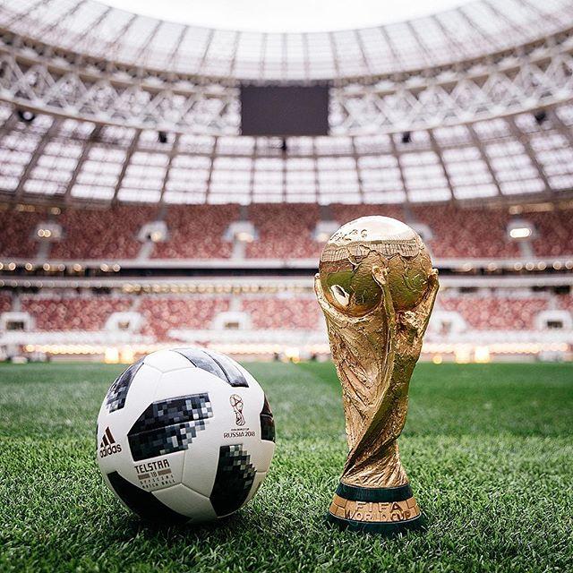 Чемпионат мира в РФ начнется 14 июня / instagram.com/adidasfootball/