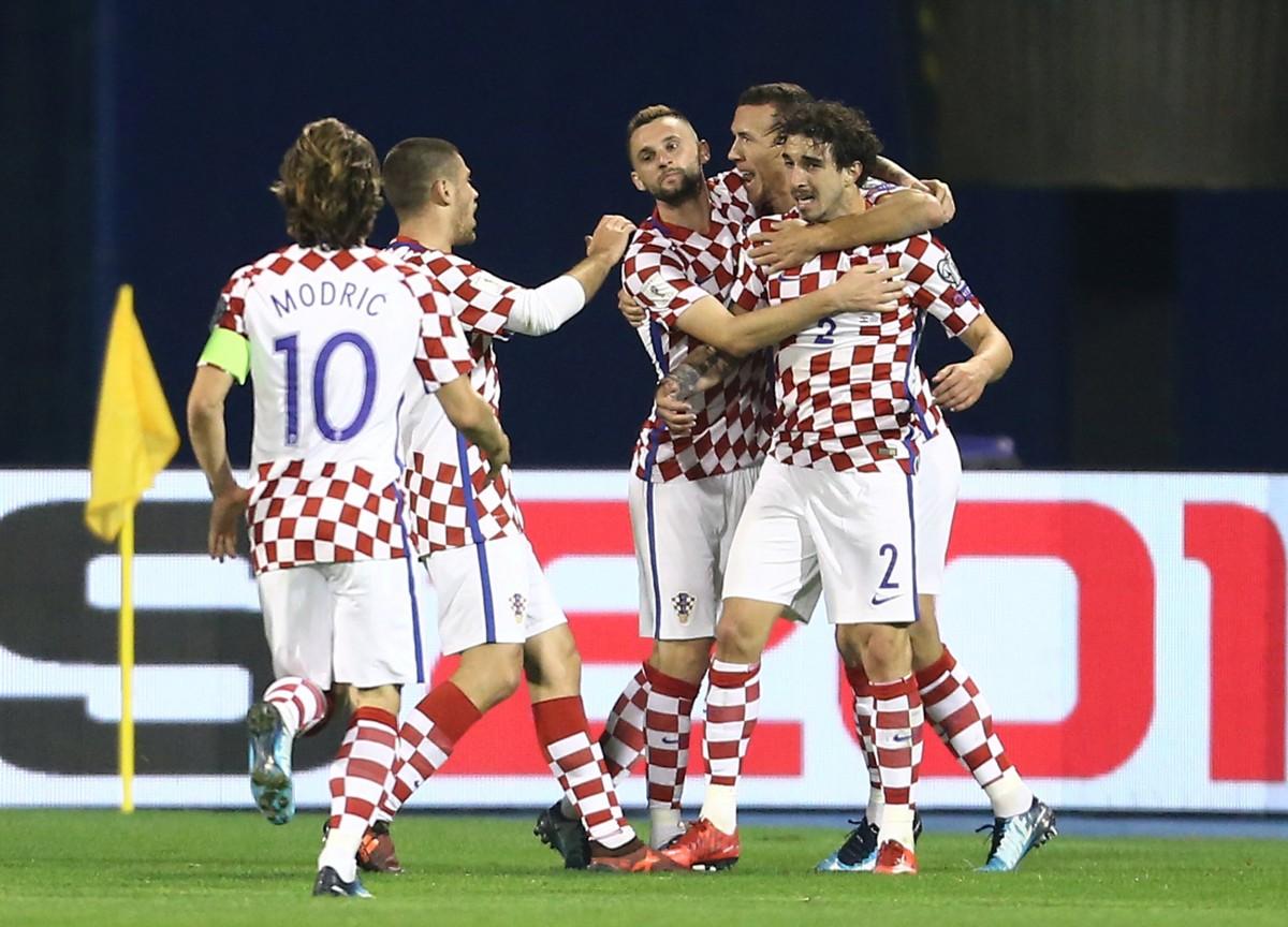 Хорватия разгромила Грецию и практически обеспечила себе путевку на ЧМ-2018 / Reuters