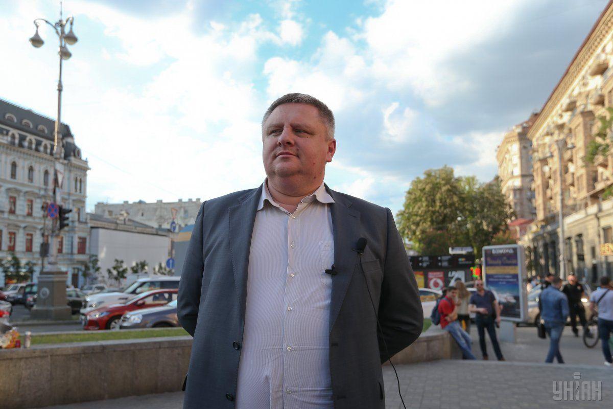 Андрій Крищенко розповів про самопочуття / фото УНІАН