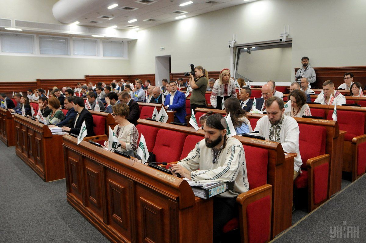 Киевсовет инициирует запрет размещения передвижных цирков с животными / фото УНИАН