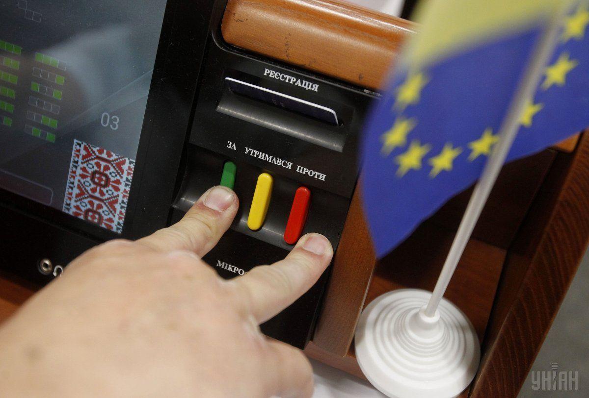 Киевсовет поддержал расторжение договора аренды земельных участков с посольством РФ / фото УНИАН