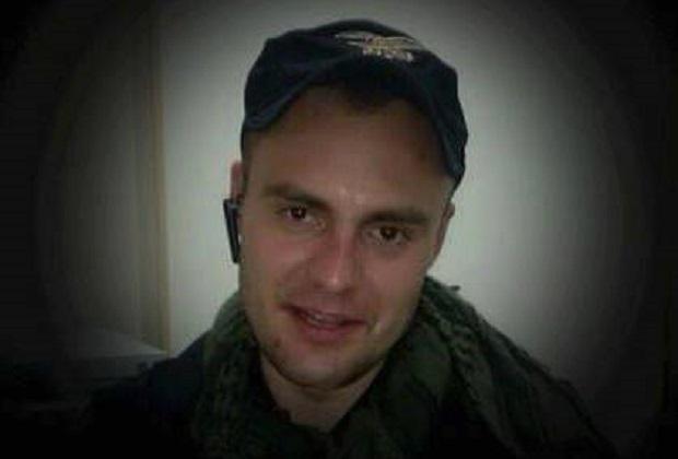 Старший лейтенант Ничвидюк погиб на месте боя возле Крымского / Фото из соцсетей