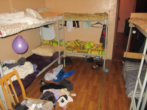 В Киеве более 230 хостелов работают нелегально / фото полиция Киева