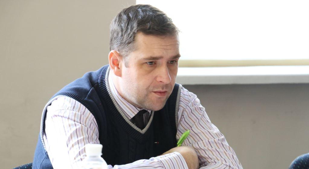 Про звільнення Бабіна стало відомо 3 грудня / krymr.org
