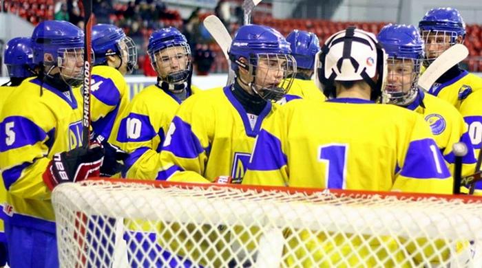 Украинские хоккеисты проиграли команде Эстонии / fhu.com.ua