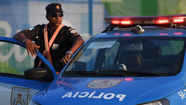 В Бразилии совершено нападение на команду Формулы-1