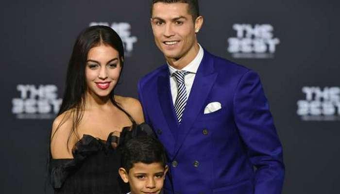 Кріштіану Роналду та його родина / goal.com