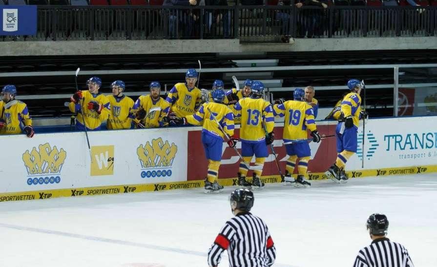 Молодіжна збірна України / Facebook Федерації хокею Литви