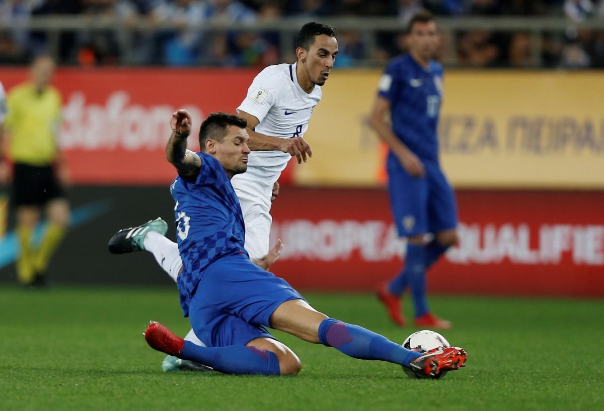 Греція - Хорватія - 0:0 / Reuters