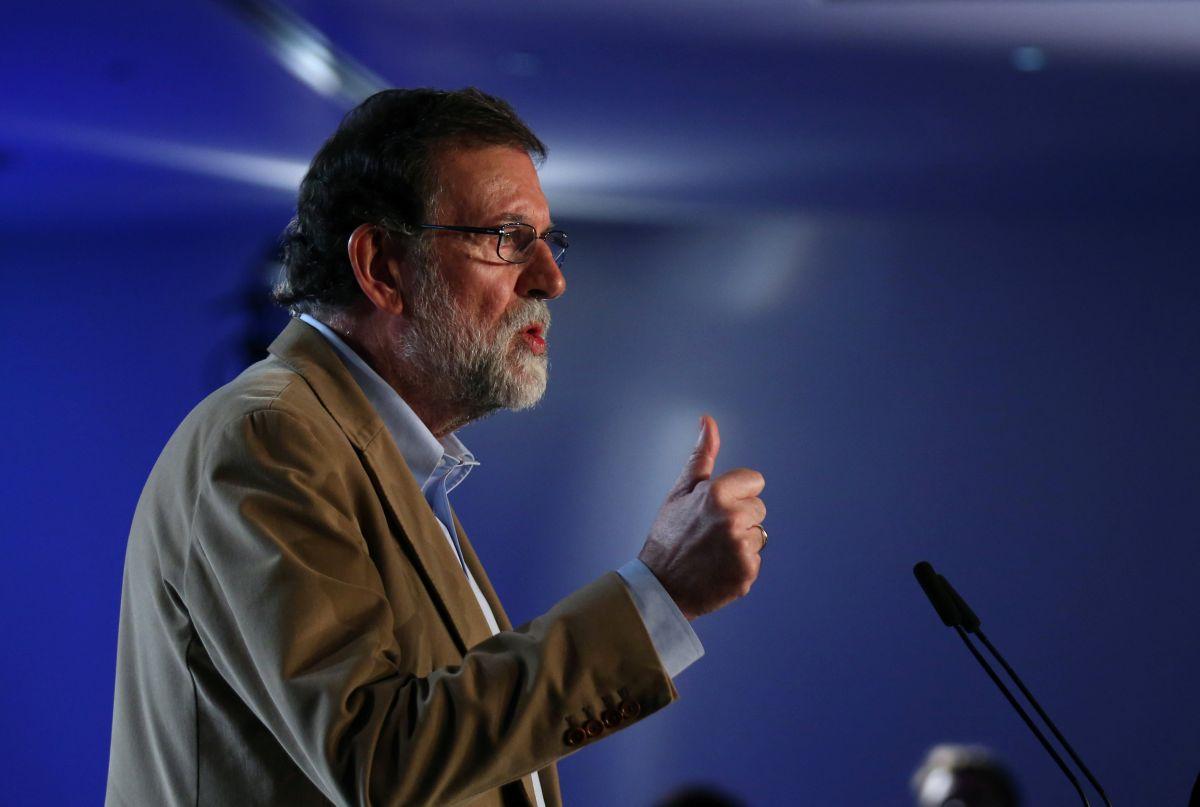 Мариано Рахой / REUTERS