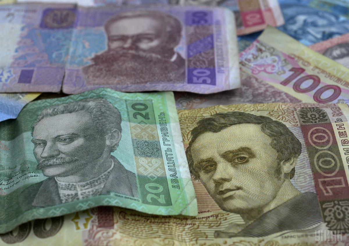 З відкриття торгів гривня впала до долара на 10 копійок / фото УНІАН