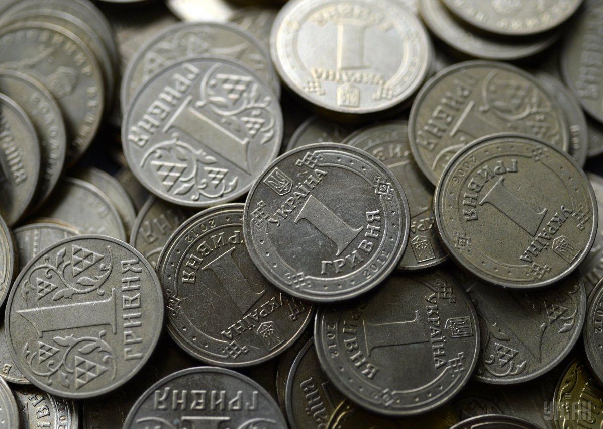 Монеты должны постепенно вытеснить бумажные 1,2,5 и 10 гривен / фото УНИАН