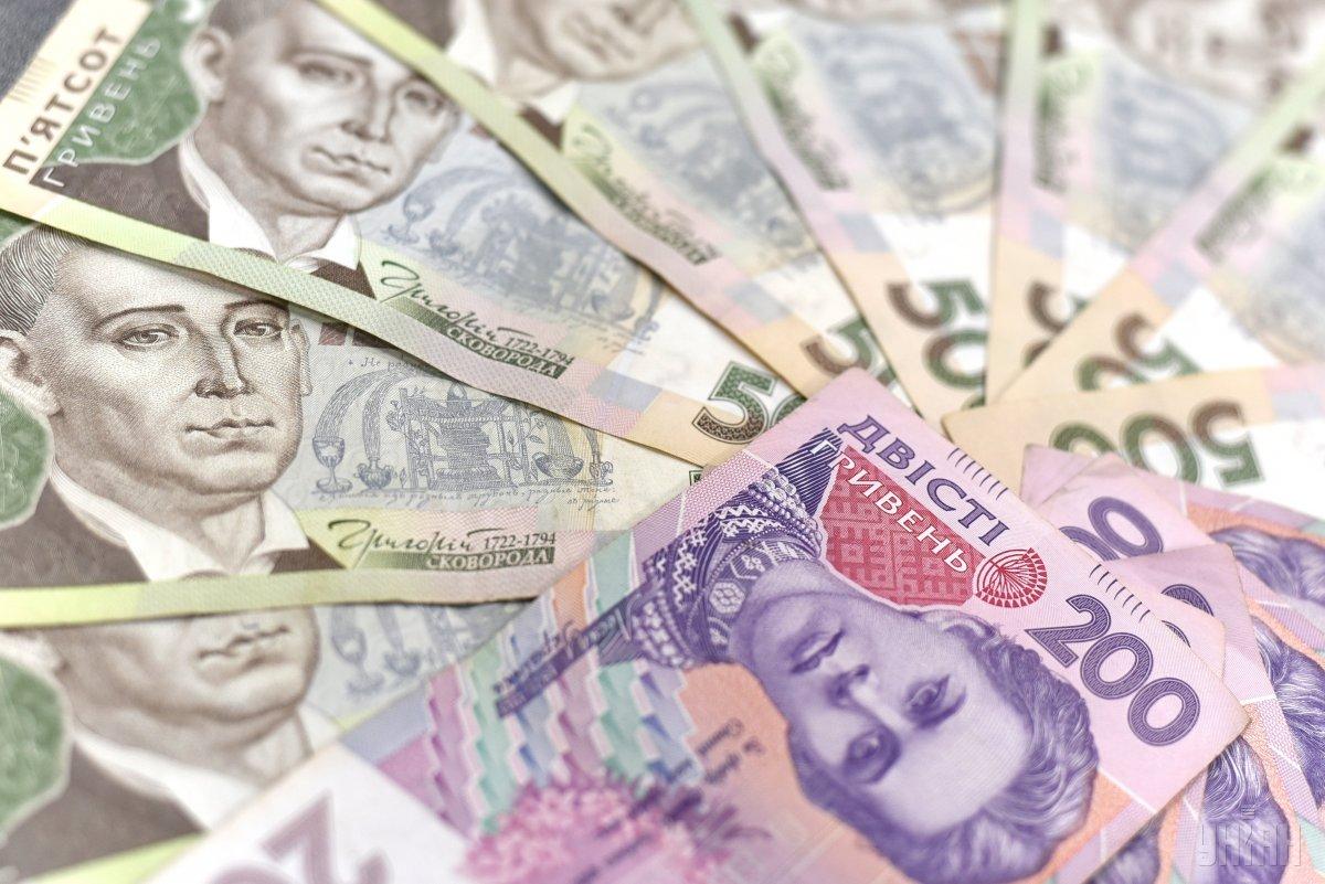 Факт передачи денег на видео снал неравнодушный гражданин / фото: УНИАН