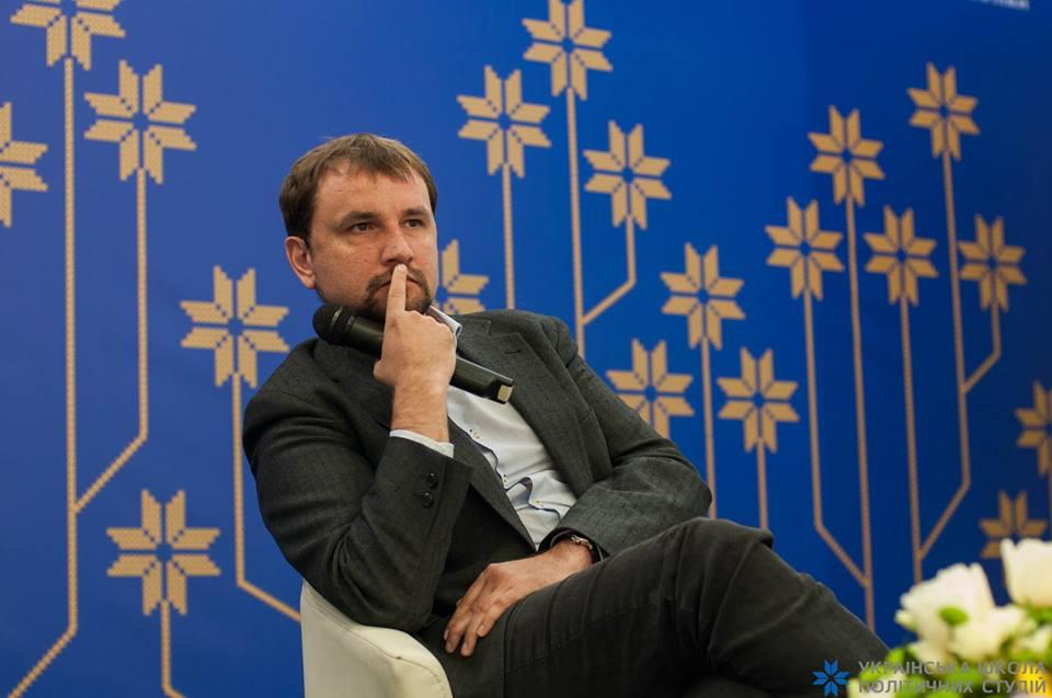 Вятрович не боится отменыдекоммунизации / фото facebook.com/volodymyr.viatrovych