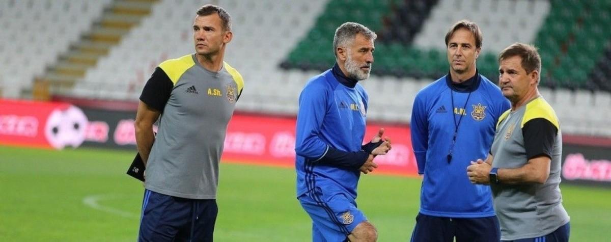 Андрей Шевченко и его тренерский штаб согласились на понижение зарплат - источник / prosport-ru.tsn.ua