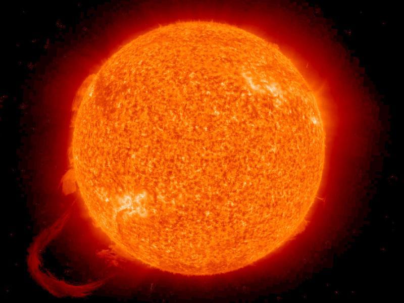 Окончательное исчезновение пятен с Солнца может произойти уже в течение 2−3 / фото NASA