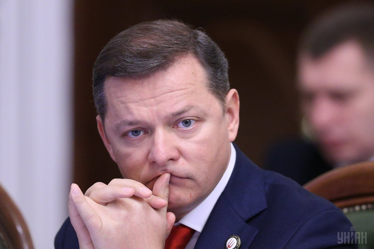 За Ляшко проголосовали 32,21% /фото УНИАН