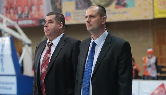 Сергей Кирлан и Владимир Полях / mavpabasket.com