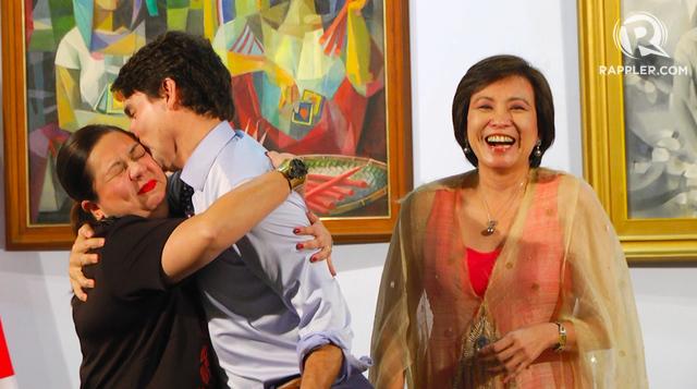 Премьер Канады раскрыл объятия для филиппинских женщин