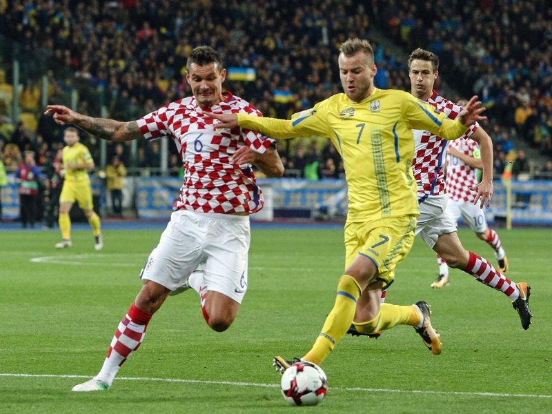 Ярмоленко пропустит матч с Италией из-за микротравмы / ffu.ua
