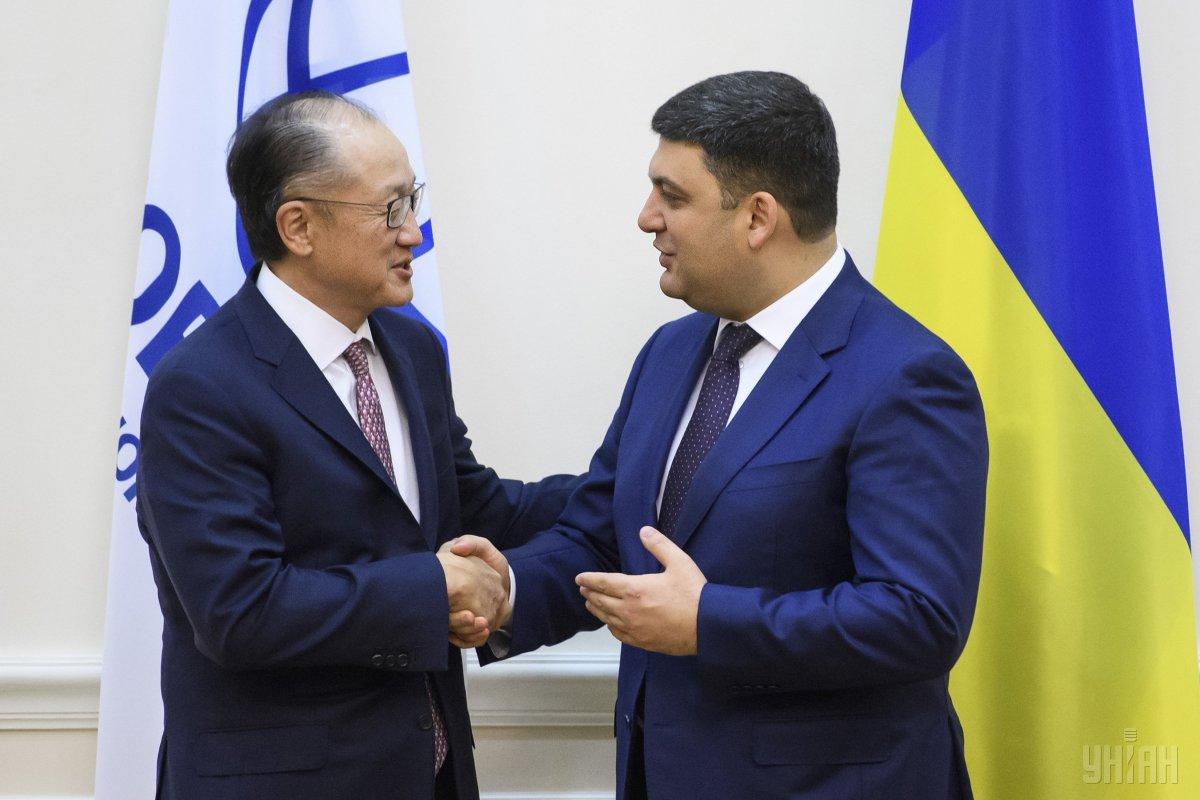 Президент ВБ посоветовал Гройсману, как избавится от коррупции / фото УНИАН