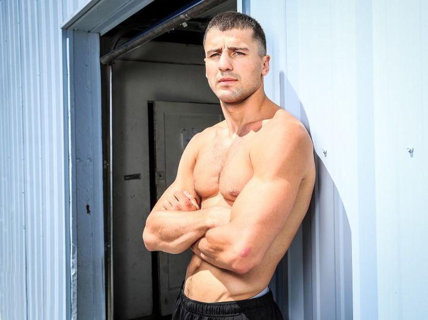Олександр Гвоздик / Boxingscene.com