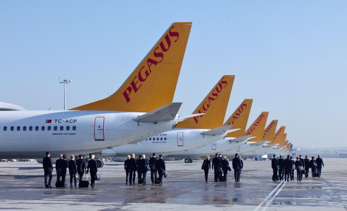 Лоукост Pegasus Airlines предлагает скидки на билеты из Украины в Турцию / Иллюстрация REUTERS