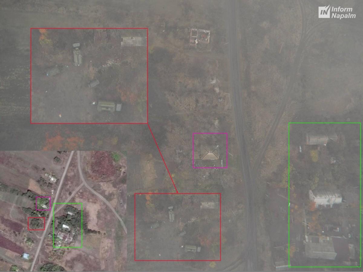 Російська станція перешкод Р-330Ж виявлена за 7 км від лінії розмежування на Донбасі / informnapalm.org