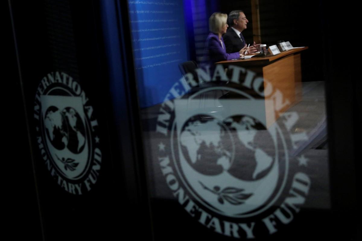 В Украине возобновила работу миссия МВФ / REUTERS