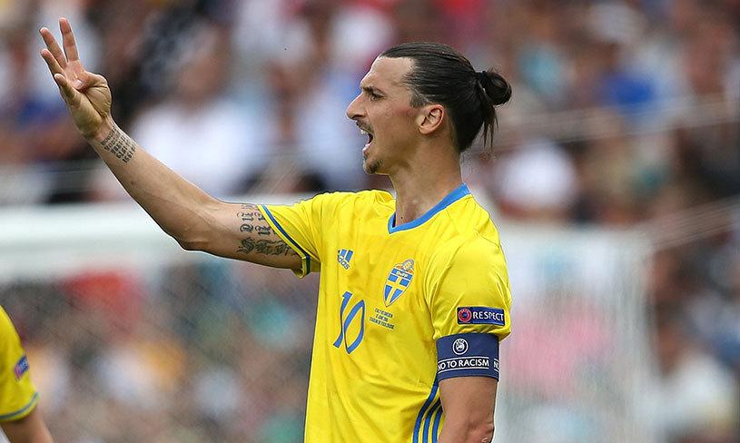 Мывсе еще говорим обИбрагимовиче, это небывало — Тренер Швеции