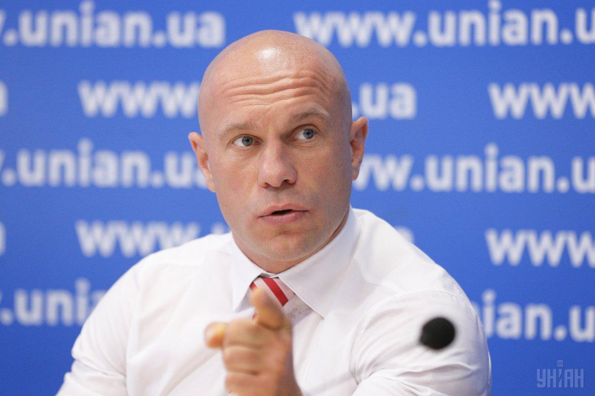 Ілля Кива переконаний, що політики так діють через повну безкарність / фото УНІАН