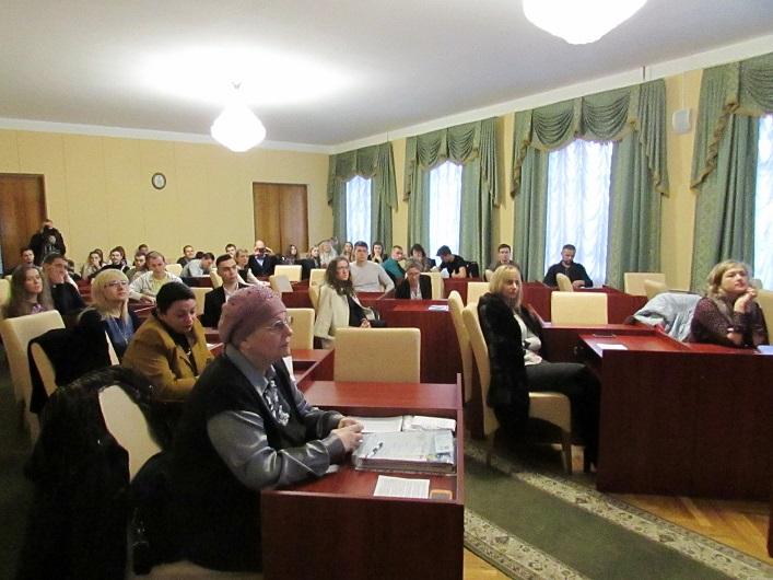 Основную тему семинаров определил во вступительном слове перед предпринимателями Сачук / oda.zt.gov.ua