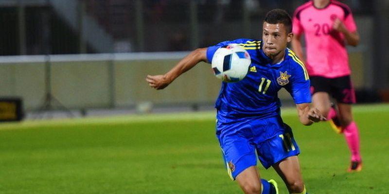 Борячук сделал дубль в матче Мариуполя и Зари/ shakhtar.com