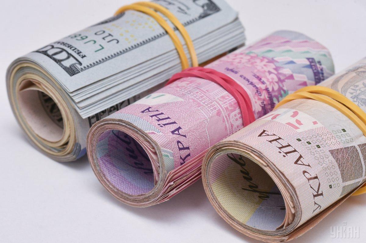 Гривня укрепилась к доллару / фото УНИАН