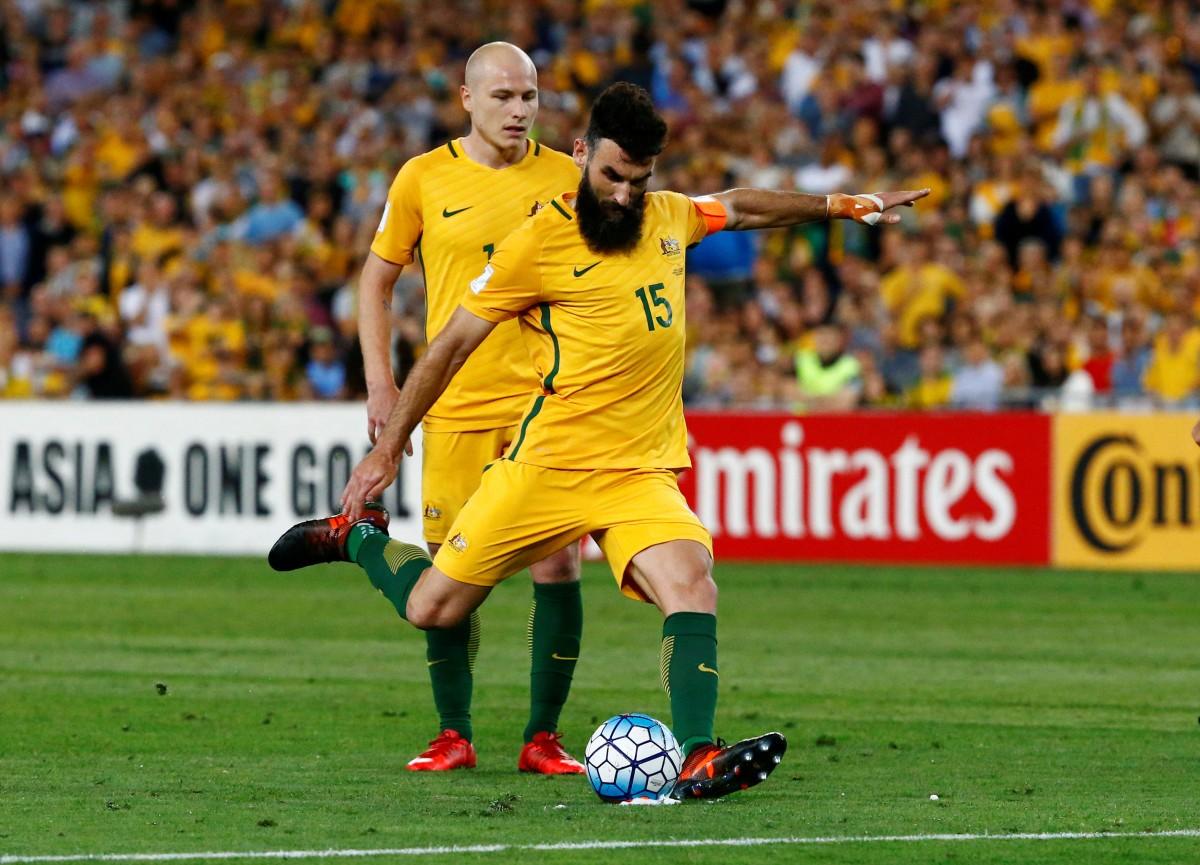 Австралійці вийшли на ЧС-2018 / Reuters