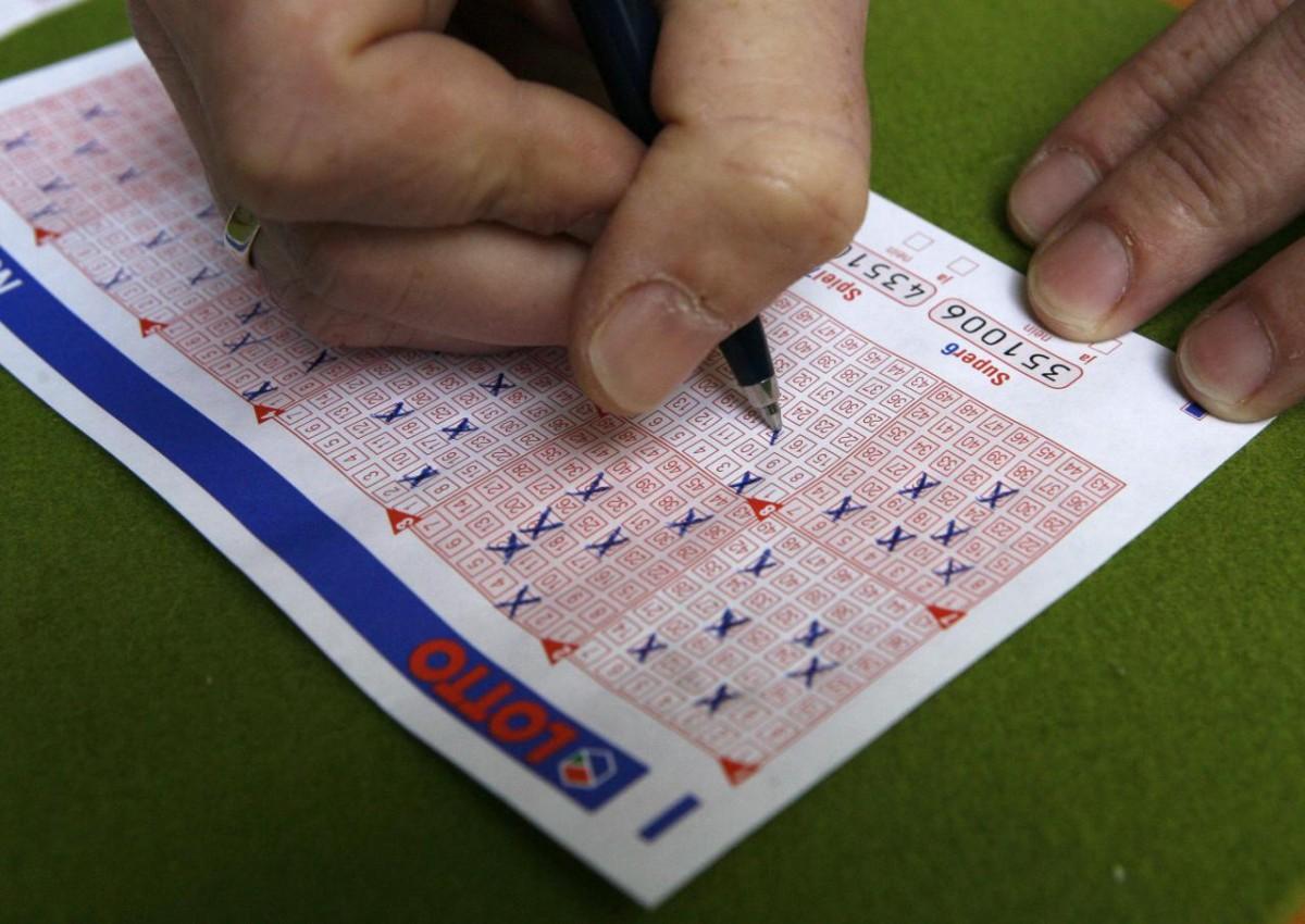 В январе 2021 году государственный бюджет получил 3,1 миллиона гривень от лотерей / иллюстрация / REUTERS
