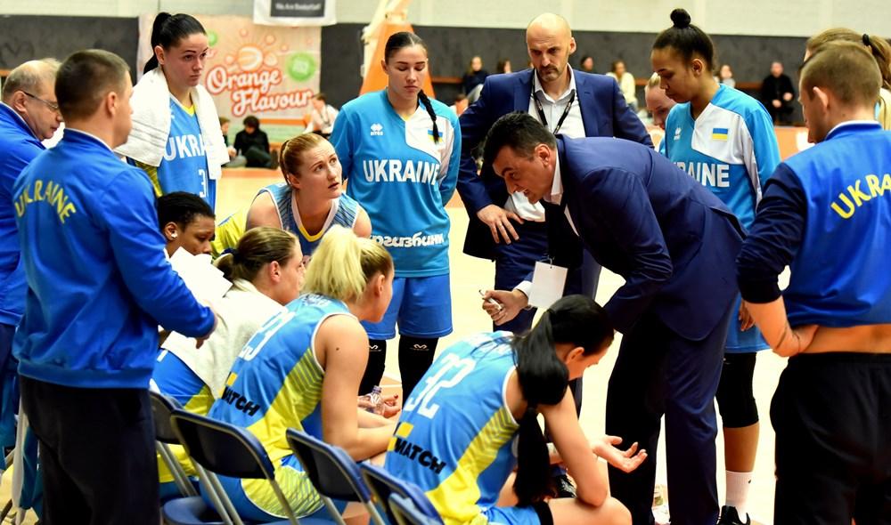 Сборная Украины выиграла второй матч подряд квалификации Евробаскета / fiba.basketball/womenseurobasket/qualifiers/2019