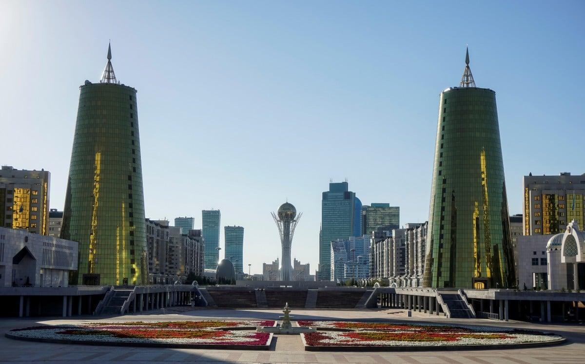 Астана \REUTERS
