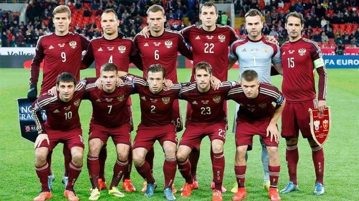 Збірна Росії має найгірший рейтинг ФІФА серед всіх учасниківЧС