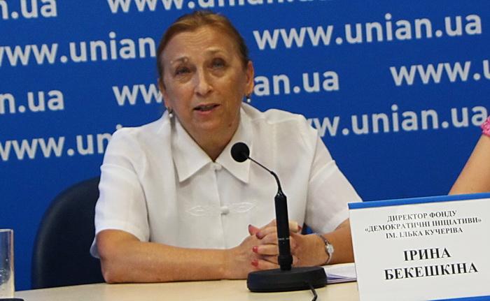 Раньше компромат действовал больше, а сейчас люди уже настолько к этому привыкли, отмечает Бекешкина / фото dif.org.ua