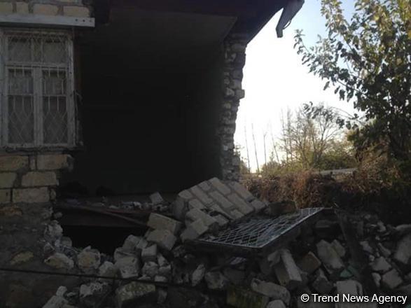 Наслідки землетрусу в Азербайджані / Trend