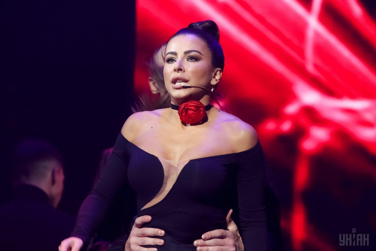 Ані Лорак анонсувала свій перший концерт після скандалу зі зрадою чоловіка / фото УНІАН