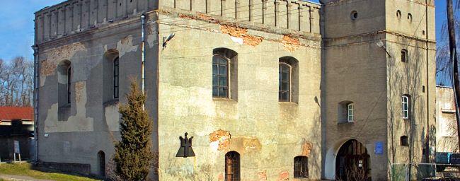 Фото: wikipedia.org / Большая хоральная синагога Луцка