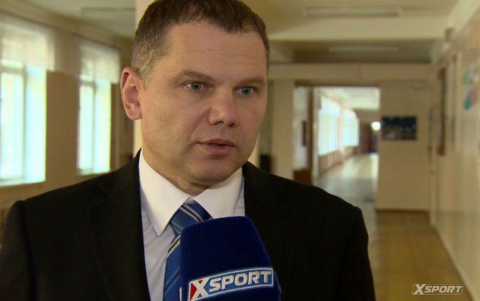 Президент Фендерации легкой атлетики Украины Игорь Гоцул / xsport.ua