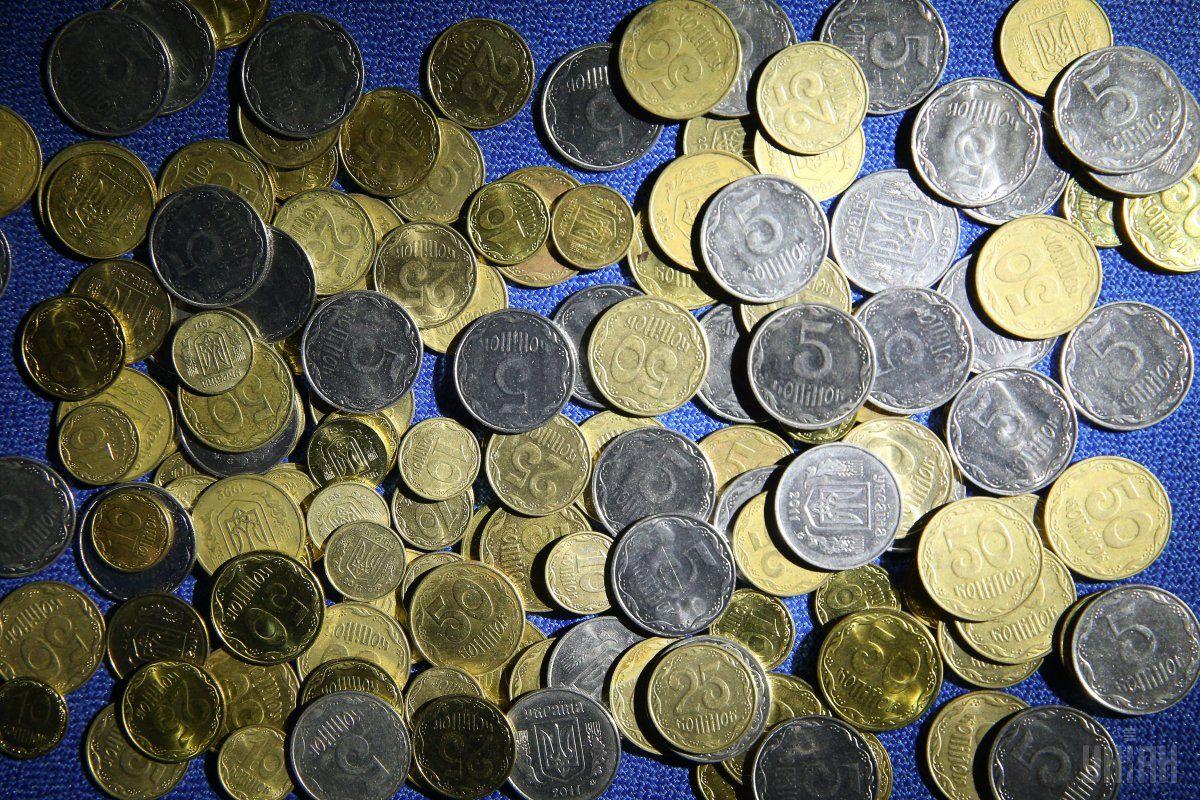 С июля прекратят чекатить монеты 1,2, 5 и 25 копеек / фото УНИАН