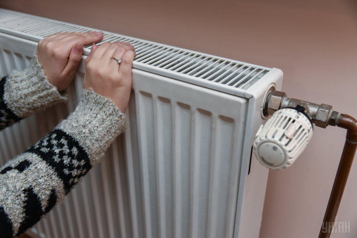 Отопление не включили в 32 городах Украины / фото УНИАН Владимир Гонтарь