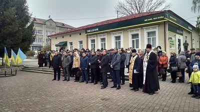 Очільник Тернопільщини подякував мешканцям Підволочиської громади за ініціативи / фото прес-служба ТОДА