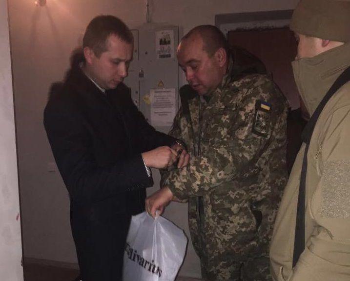 Алімпієва затримала військова прокуратура / facebook.com/LlutsenkoYuri